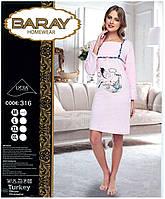 "Туника для кормящих ""Baray"", Турция, хлопок"