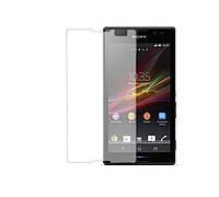 Защитная пленка Sony Xperia C C2304 C2305 S39 S39h