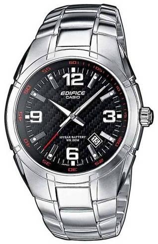 Наручные мужские часы Casio EF-125D-1AVEF оригинал