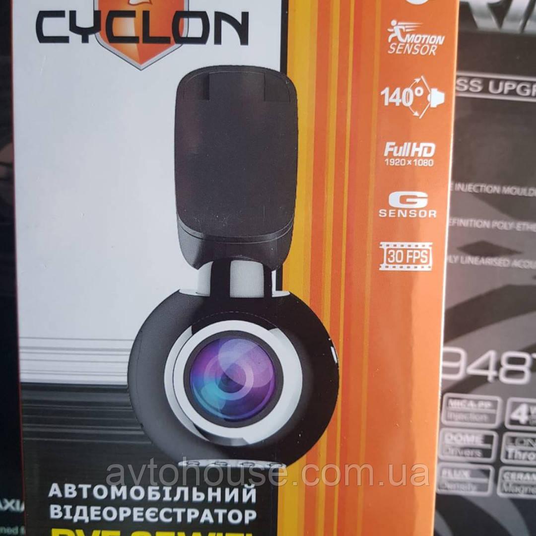 Видео регистратор автомобильный CYCLON DVF-85 WIFI