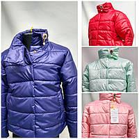 """Куртка детская """"Линда""""  разные цвета для девочек от 2 до 7лет( 98-128 рост)"""