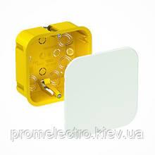 Коробка розподільна 100х100х50мм для порожніх стін, IP20, IMT35161, Schneider Electric