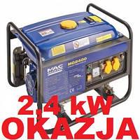 Бензиновый генератор MacAllister MG 2400 (2,0-2,4 кВт)