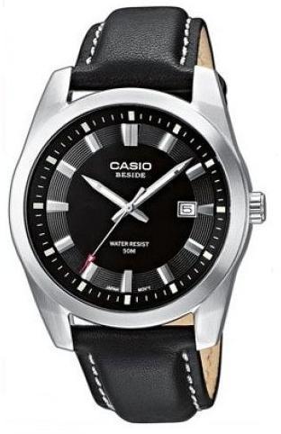 Наручные мужские часы Casio BEM-116L-1AVEF оригинал