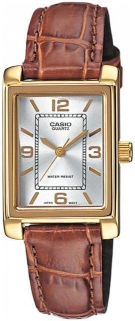 Наручные женские часы Casio LTP-1234PGL-7AEF оригинал