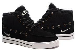Кроссовки Nike High Top Fur Мужские черыне