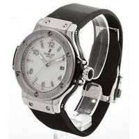 Женские часы Hublot Big Bang Gold Diamonds 010 реплика