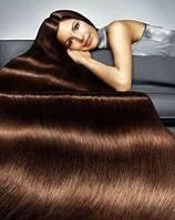Сыворотка для питания и укрепления волос с шелковыми нитями и экстрактом плаценты