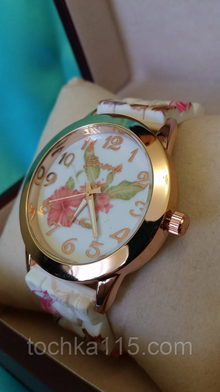 Часы женские GENEVA Platinum 002 реплика
