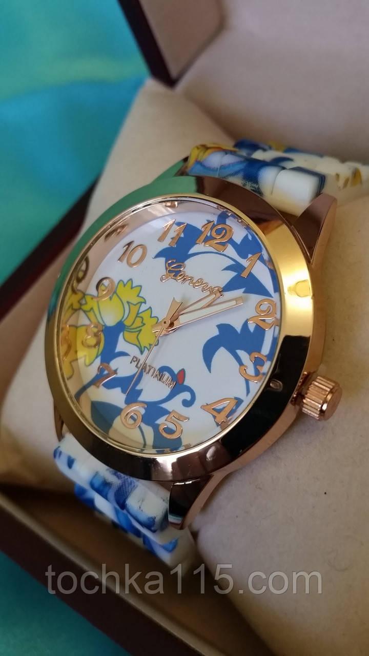 Часы женские GENEVA Platinum 004 реплика