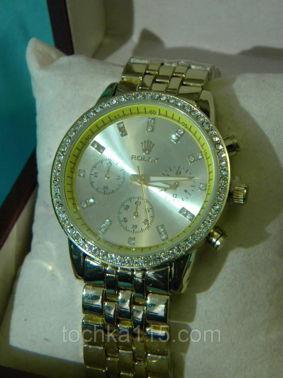 Наручные часы ROLEX 65 реплика
