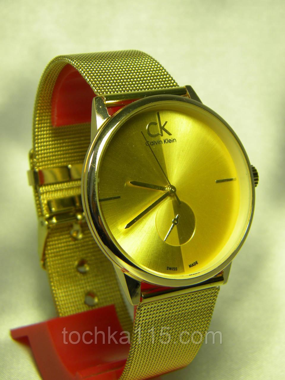 Часы женские Calvin Klein, наручные часы келвин клейн 001 реплика