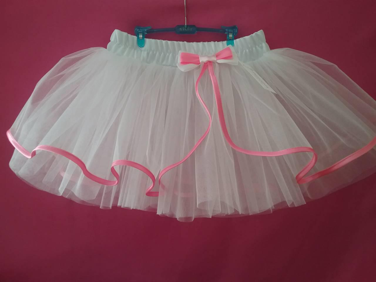 Танцевальная юбочка детская фатиновая на резинке. Без подклада. Пошив в любом цвете и размере.