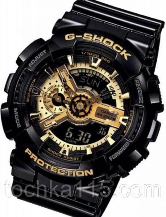 Часы CASIO G-shock GA-110GB-1AER  реплика