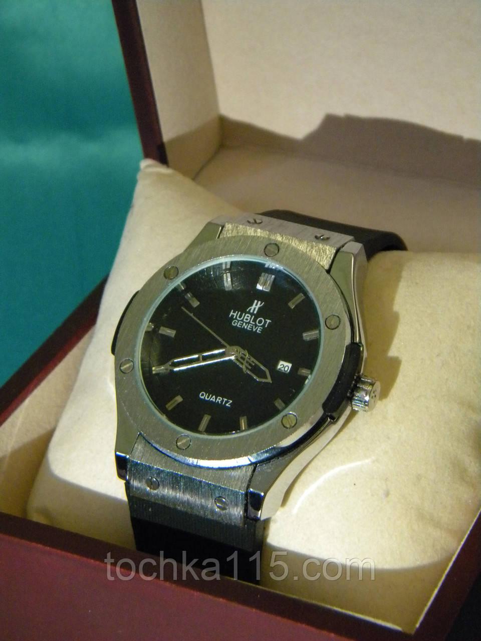 Наручные часы HUBLOT металика реплика