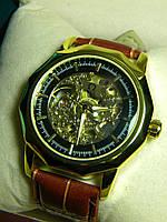 Часы мужские OMEGA скелетоны