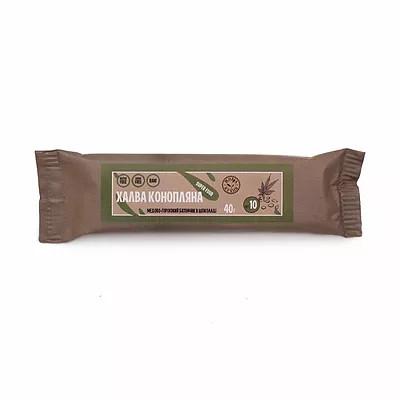 "Батончик ""Халва в шоколаде"" 50 гр"