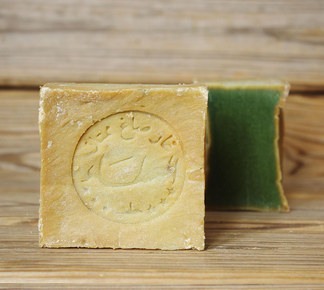 Традиционное алеппское мыло Kadah,  10% лавра, 200g., Турция