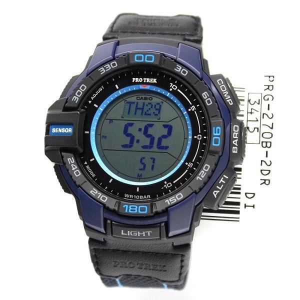 Часы Casio Pro-Trek PRG-270B-2