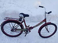 Велосипед складной Спутник 24 2018 , фото 1