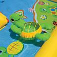 Надувной игровой центр(бассейн) Аквапарк. INTEX 57454 (254-196-79 СМ), фото 5
