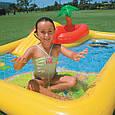 Надувной игровой центр(бассейн) Аквапарк. INTEX 57454 (254-196-79 СМ), фото 7