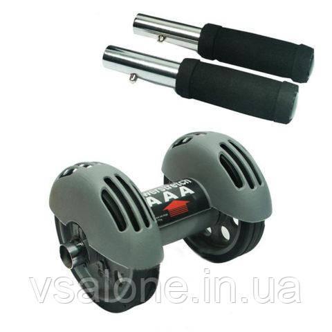Тренажер колесо ролик для преса Power Stretch Roller