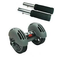 Тренажер колесо ролик для преса Power Stretch Roller, фото 1