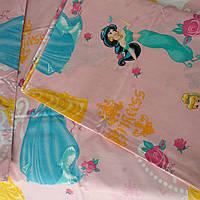 Постельное белье набор(3 предмета) принцесы