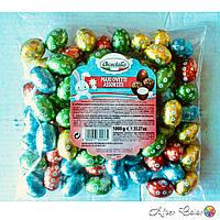 Шоколадные пасхальные яйца Chocotalia  Maxi Ovetti Assortiti 1 кг. Италия , фото 1