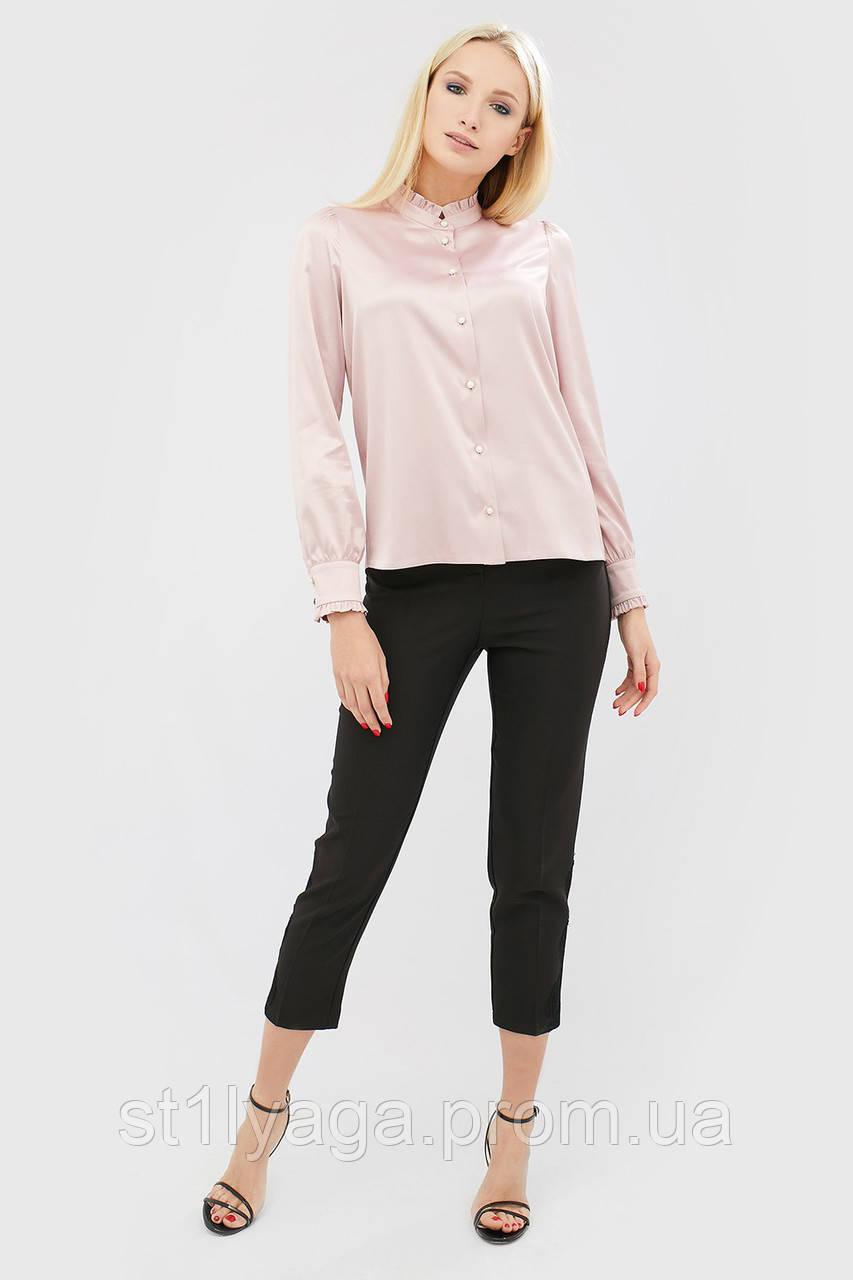 """Блуза """"JONIS"""" розовый весна"""
