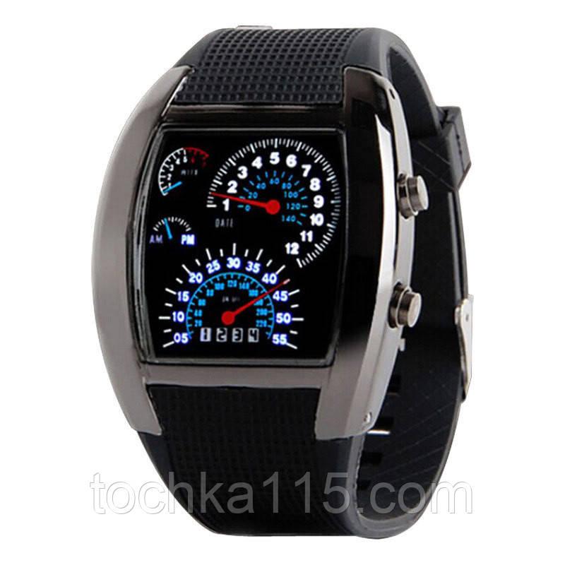 27251841 LED часы Спидометр Max Speed , цена 249 грн., купить Южноукраинск ...