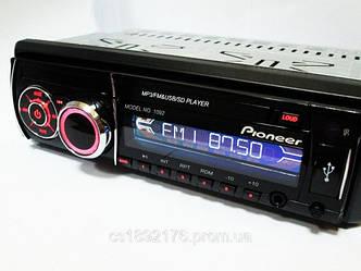 Автомобильная магнитола Pioneer 1092 MP3 съемная