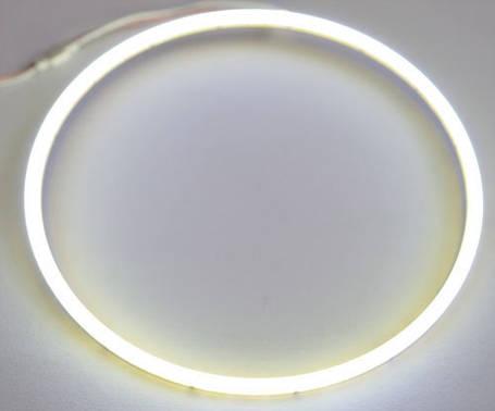 Светодиодные кольца (ангельские глаза) 60-53мм COB  суперяркие, фото 2