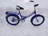 Велосипед на складной рама Спутник 20 2018, фото 1