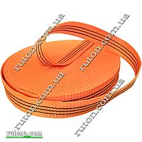 Лента буксировочная для стяжных ремней 1,5 т - 40 мм х 50 метров (бухта.)