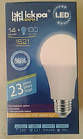 "LED Lamp A60 14W 4000K E27 ""Iskra"" Искра"