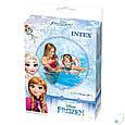 Надувной круг Frozen (Холодное сердце) Intex 56201 (51см) от 3х до 6, фото 2