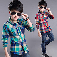 Сорочки для хлопчиків в Украине. Сравнить цены 9f622d0592ebb