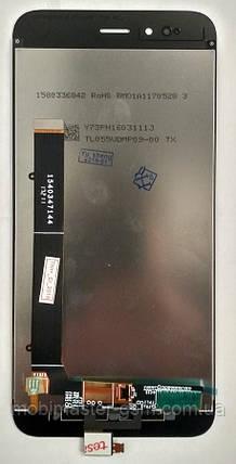 LCD модуль Xiaomi Mi A1 / Mi5X white, фото 2