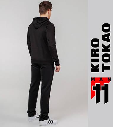 Kiro Tokao 492 | Мужской спортивный костюм черный , фото 2