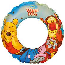 Надувной круг Винни-Пух Intex 58228 (51см) от 3х до 6