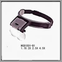 Бинокуляры со сменными пластиковыми линзами MG81001-B PROWEST