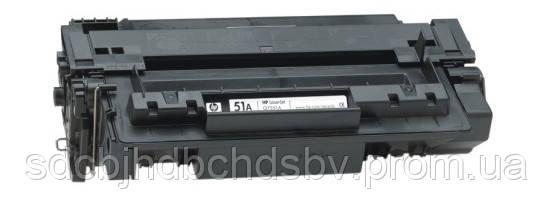Картридж HP Q7551A для принтера HP LaserJet P3005, M3027mfp, M3035mfp