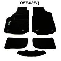 Ворсовые коврики для Fiat Doblo II NEW МКП 5м 2010- (STINGRAY)