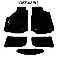 Ворсовые коврики для Daewoo Nexia МКП SD 1995-2007 (STINGRAY)