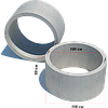 Кольцо для смотрового колодца КС 10.6 с Евро соединением