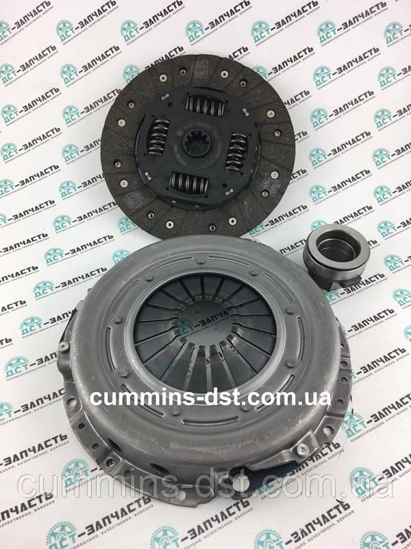 3000950503 Диск сцепления в сборе на двигатель Cummins ISF2.8