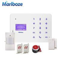 Беспроводная GSM сигнализация, Marlboze A2