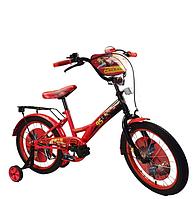 Велосипед двухколесный 16 дюймов Тачки 181616